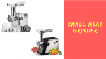 Small Meat Grinder